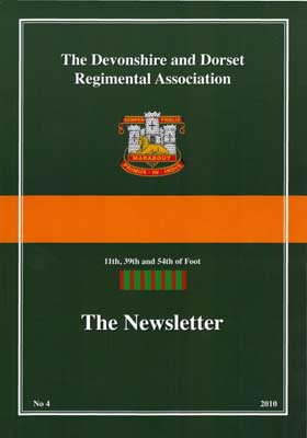 The Regimental Association Newsletter